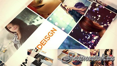 3D Cube Display 2 - Project for After Effects (Videohive)