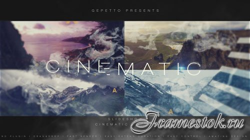 Epic Opener Cinematic Slideshow - Project for After Effects (Videohive)