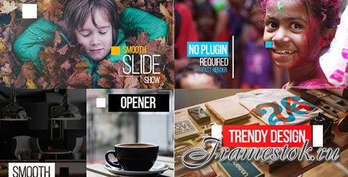 Smooth Slide 19251628 - Project for After Effects (Videohive)