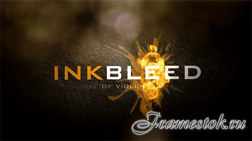 InkBleed - Template for Sony Vegas Pro