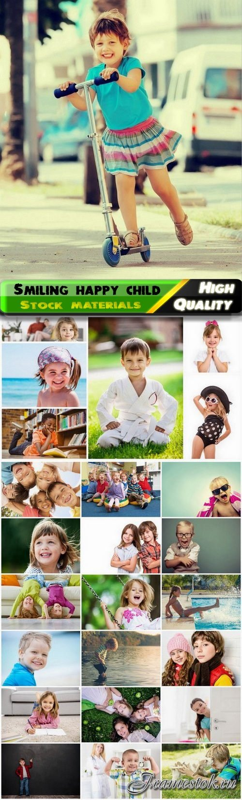 Smiling happy child and kids have fun 25 HQ Jpg