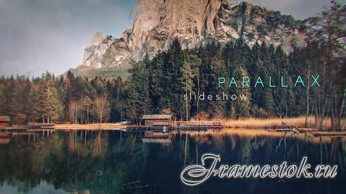 Atmospheric Parallax Slideshow - After Effects Templates
