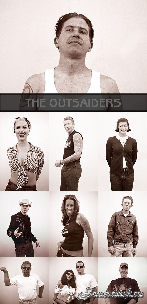 The Outsiders - Photo Library