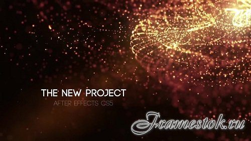Particle Titles - After Effects Templates