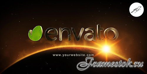 Space Logo 2 - Project for After Effects (Videohive)