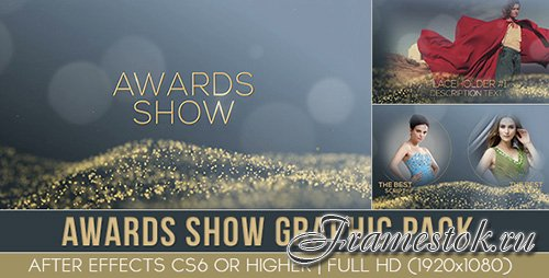 Award Show graphic pack - Project for After Effects (Videohive)