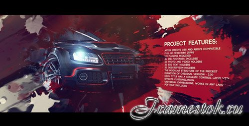 Inspiration - Ink Titles - Project for After Effects (Videohive)