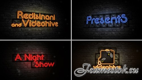 Opening Titles-Late Night Show- Project for After Effects (Videohive)