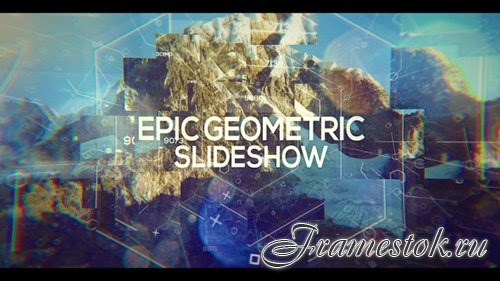Epic Geometric Slideshow - Project for After Effects (Videohive)
