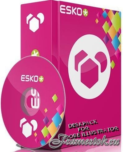 Esko DeskPack for Adobe Illustrator 16.0.2