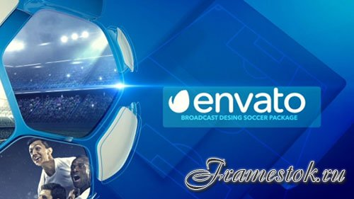 Broadcast Soccer Package - Project for After Effects (Videohive)