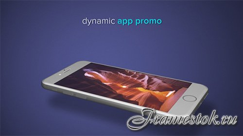 Dynamic App Promo - Project for After Effects (Videohive)