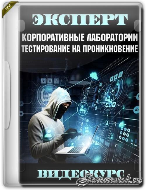 Эксперт. Корпоративные лаборатории: тестирование на проникновение (2015)