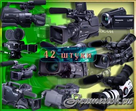 ЮКлипарты / Cliparts - Видеокамеры