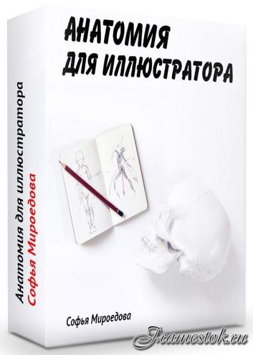 Анатомия для иллюстратора (2019)