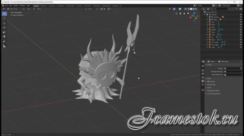 Курс по основам Blender 2.8+ (2019)