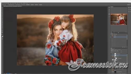 Онлайн мастер-класс - Художественная обработка фото (2018)