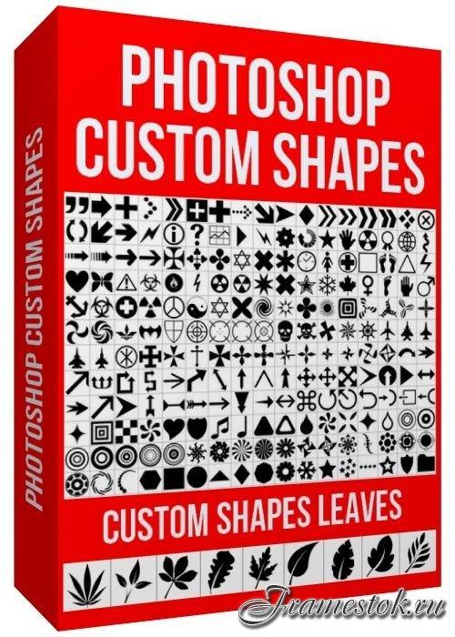 Photoshop Custom Shapes