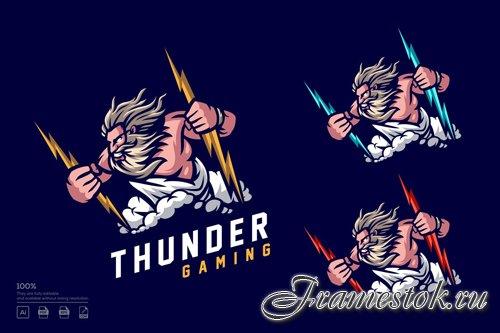 Thunder Esport Logo